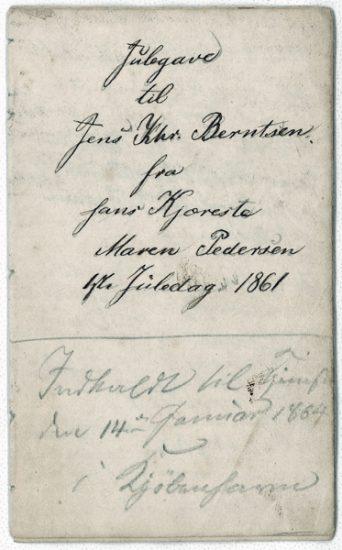dagbog 1864 red